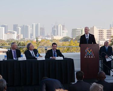 2-13-2015 Miami MLB All Star Game Announcement