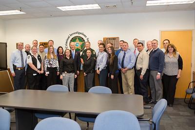 2-09-2016 Sarasota Sheriff's Office Visit
