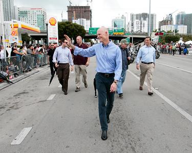 1-11-2015 Miami 3 Kings Parade