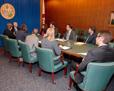1-13-2015 Tallahassee Gubernatorial Fellows