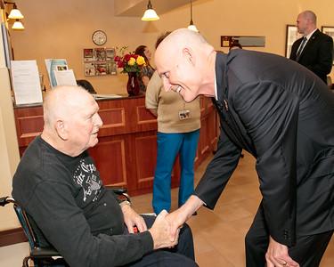 1-26-2015 Saint Augustine - Veterans Nursoing Home