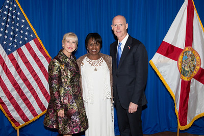 1-6-2015 First Lady's Military and Gold Star Families Reception