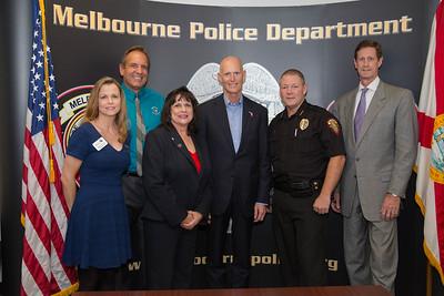 1-5-2016 Melbourne Police Department