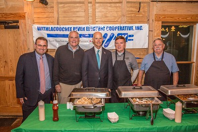 1-24-2018 FECA Legislative Appreciation Cookout