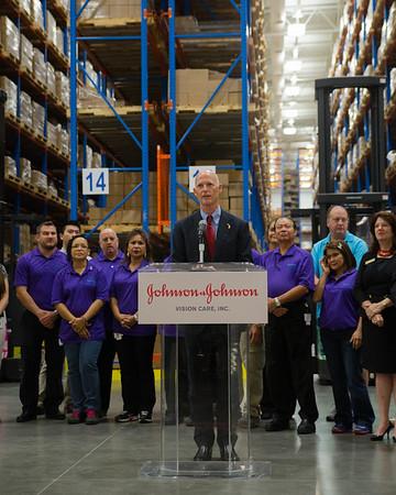 7-22-2015 Johnson & Johnson Jobs Announcement