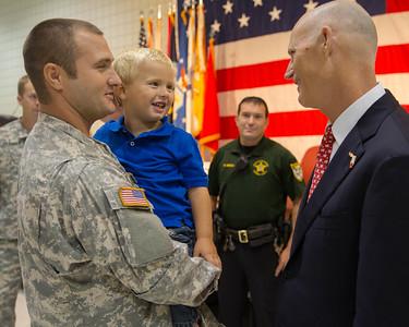 7-26-2015 National Guard Troop Deployment