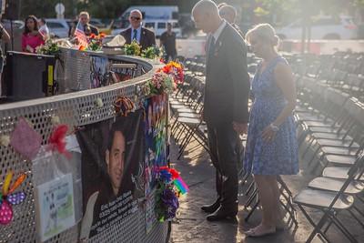 6-12-2018 Orlando Pulse Memorial Stop-By
