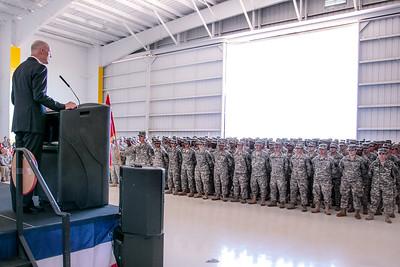 3-16-2015 Daytona - National Guard Deployment