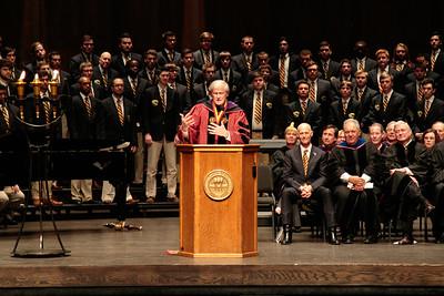 3-17-2015 Tallahassee FSU President John Thrasher Investiture