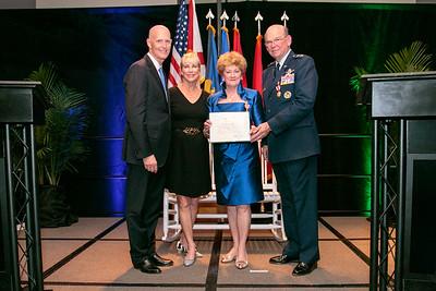 3-28-2015 St. Augustine - General Titshaw's Retirement