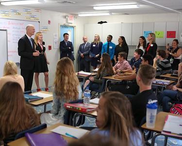 3-04-2016 Marco Charter School Visit