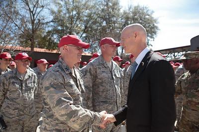 3-05-2016 Troop Deployment Ceremony