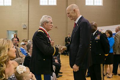 3-22-2016 Veterans Medal Ceremony - Winter Haven