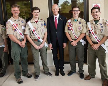 3-29-2017 Fleming Island Boy Scout Dinner
