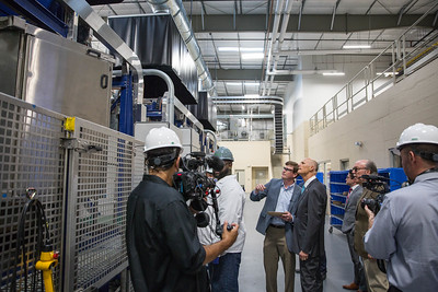 3-27-18 Tellus Products Ribbon Cutting Ceremony