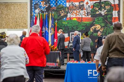 3-13-2018 Jacksonville Veteran's Medals Ceremony
