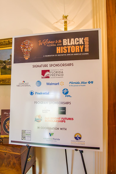 3-22-2018 Black History Month Reception