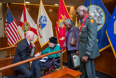 11-9-2016 Veteran's Hall of Fame Ceremony