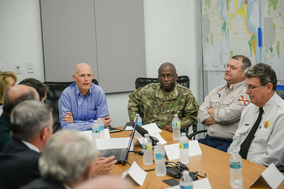 11-3-2016 Hurricane Matthew Roundtable- Green Cove Springs