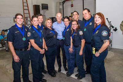 10-20-2016 Hurricane Matthew First Responders Putnam