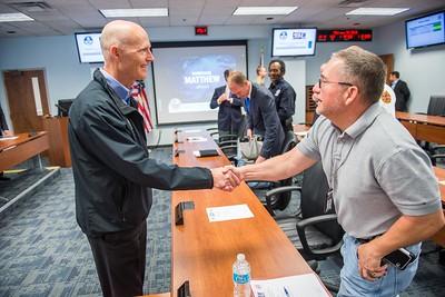 10-24-2016 Hurricane Matthew Round Table- Jacksonville