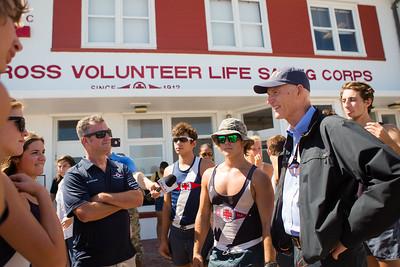 10-9-2016 Red Cross Volunteer Life Saving Corps - JAX Beach