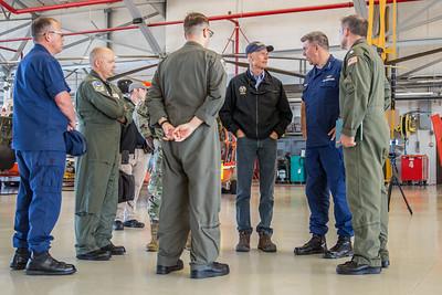 9-11-2017 Coast Guard Air Field in Mobile, AL