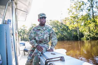 9-13-2017 Boat Tour of Hurricane Irma Impacts in Clay County