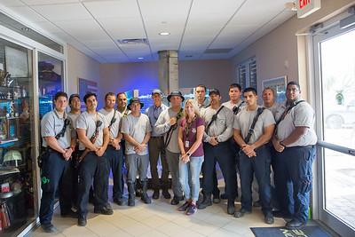 9-20-2017 Visit to Marathon Fire Rescue