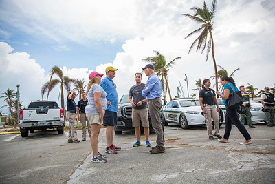 9-22-2017 Ground Tour of Hurricane Irma Impacts in Big Pine Key