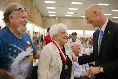 9-13-2016 Jacksonville Veterans Medal Ceremony