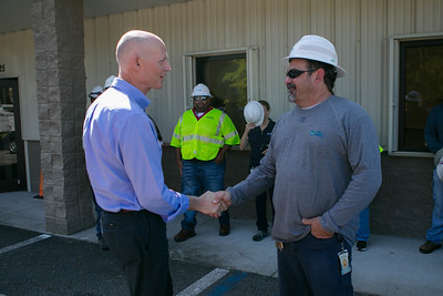 9-6-2016 Visit to Duke Energy Workers