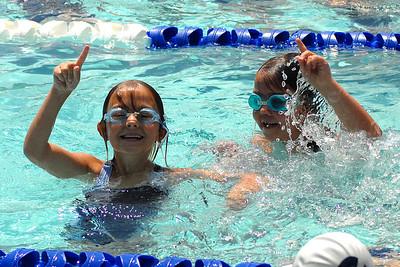 Gower Swim Team 2008
