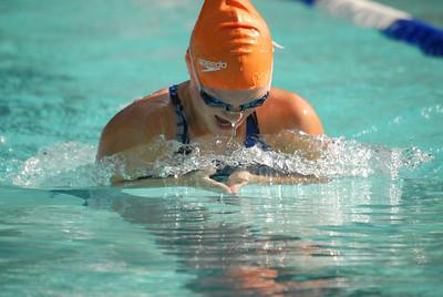 Gower Swim Team 2009