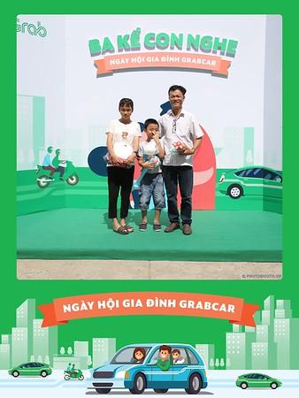 Grab Da Nang Family Day instant print photo booth @ King's Palace - in hình lấy liền Ngày hội Gia đình Grab Đà Nẵng