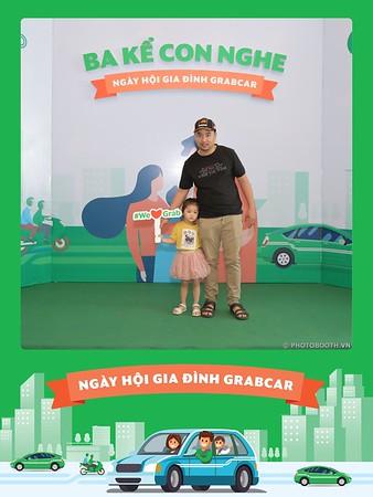 Grab Saigon Family Day instant print photo booth @ Capella Park View - in hình lấy liền Ngày hội Gia đình Grab Ho Chi Minh - Photobooth Saigon