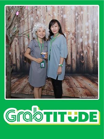 """Grab Vietnam - """"Grabtitude Day"""" - polaroid instant print photo booth - Chụp hình in ảnh lấy liền Sự kiện"""