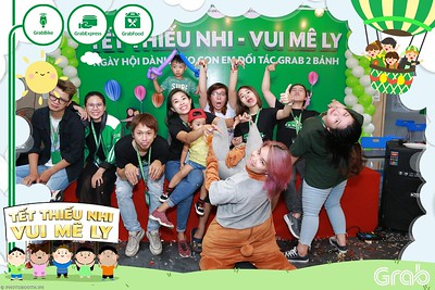 GrabKid-Tet-Thieu-Nhi-Vui-Me-Ly-Children-Day-Activation-instant-print-WefieBox-photo-booth-Vietnam-006