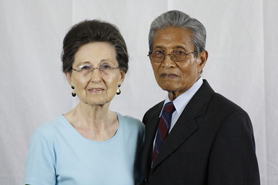 Delores and Perry LaCuesta