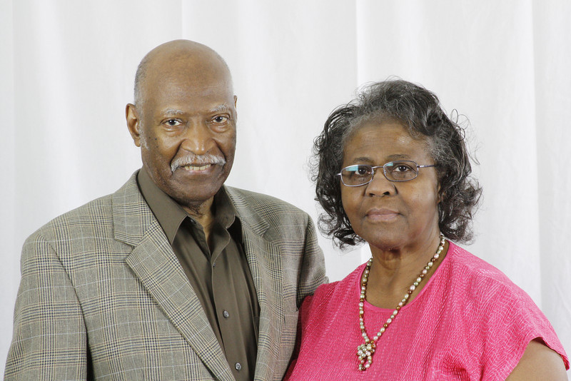 Ronald and Peggy Hill