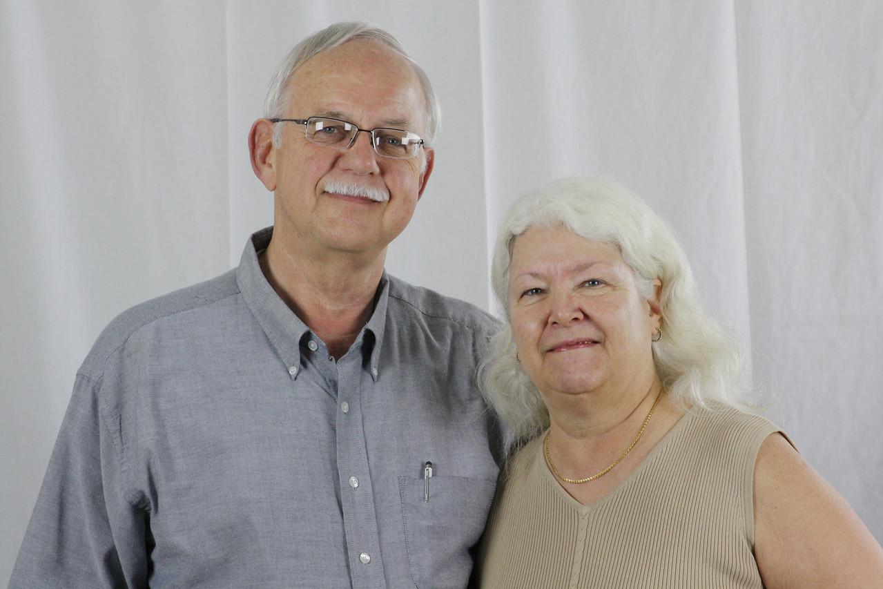 James and Rita Surace