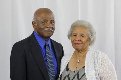 Melvin and Ernestine Barnett