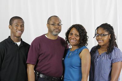 Ronald and Valerie Brooks Demetrius, Danae