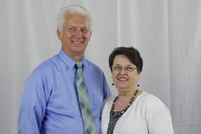 George and Carol Merchant