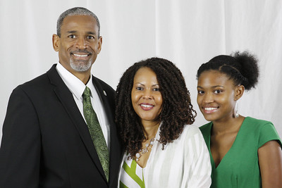 Theodore Jr and Denise Polk Merina