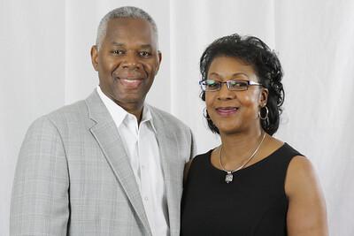 Arnold and Lynda Pierce