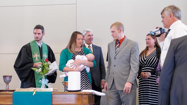 Plichal Baptism