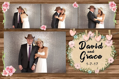 Grace & David Wedding