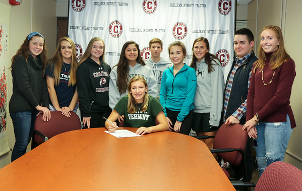 Grace Giancola Letter of Intent