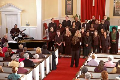 Sounds of Grace Concert, Eastminster Presbyterian Church, January 28, 2007